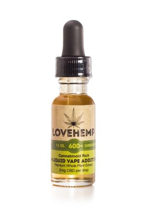 E-liquid Vape Additive 15ml 600mg